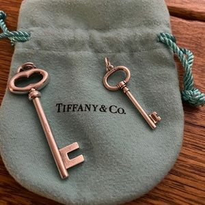 Original Tiffany Keys